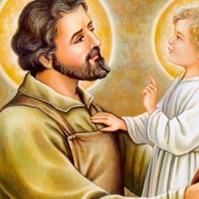 Nadie ha sido padre como San José y nadie ha sido tan parecido a Dios Padre como él