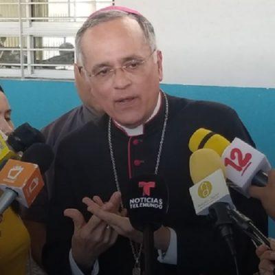 """Nicaragua. Monseñor Báez: """"No se negocian las libertades públicas ni los derechos humanos"""""""