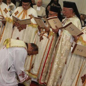 Egipto: La Iglesia Patriarcal de Alejandría de los coptos elige obispo de Guizeh