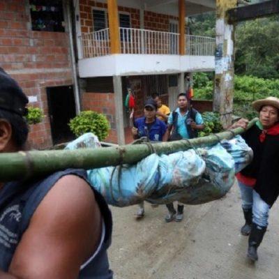 Rechazo del pueblo de Colombia ante intento del gobierno de reformar acuerdos de paz