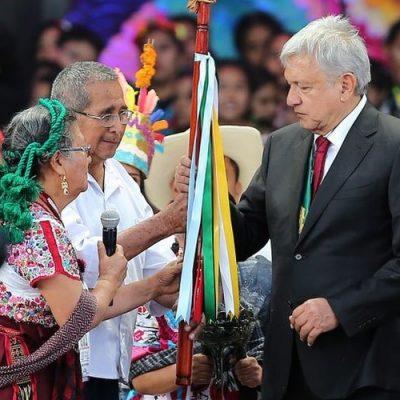 El presidente de México, el perdón y los errores de la historia