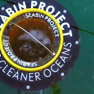 En Australia dan resultados los basureros flotantes