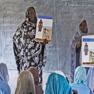 Empoderando a las mujeres: Menos tabúes y más educación