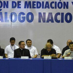 Nicaragua: La mesa de diálogo convoca a las Iglesias como testigos y acompañantes