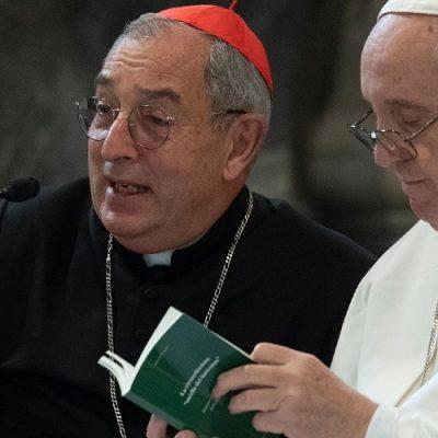 """Francisco a los sacerdotes de Roma: """"El Señor comienza una obra paciente de reconciliación, una pedagogía sabia"""""""