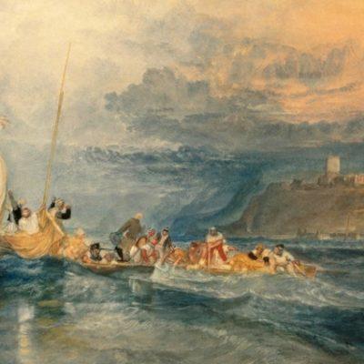 William Turner: Ver para pintar