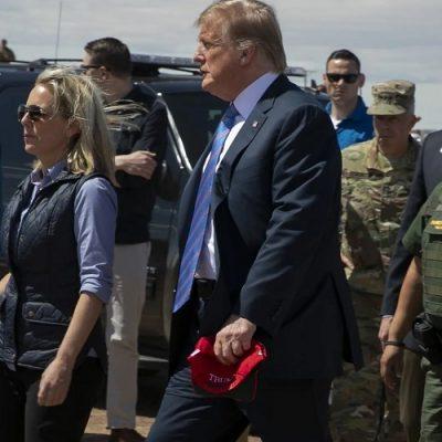 Trump destituyó la cúpula de Seguridad Nacional de su Gobierno