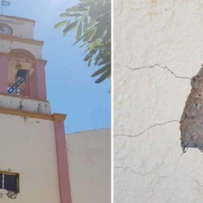 La violencia de los carteles entra en las parroquias mexicanas de Michoacán