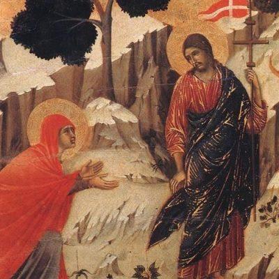 Domingo de Resurrección: Encontrarnos con el Resucitado