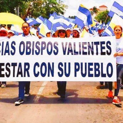 Nicaragua. Cardenal Brenes: Toda protesta se debe realizar en un ambiente pacífico y sin violencia