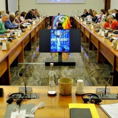 Activistas por la paz reclaman al Papa una encíclica sobre la no violencia