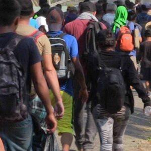 México: Los obispos agradecen al Papa su solidaridad con los migrantes