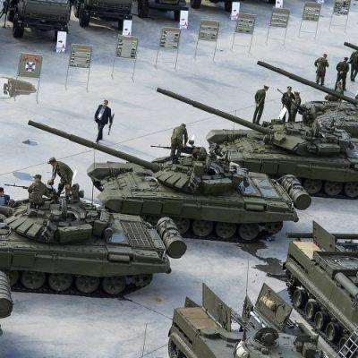 Crece el gasto militar en el mundo