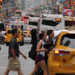New York proyecta cobrar peajes para ingresar en el centro de la ciudad