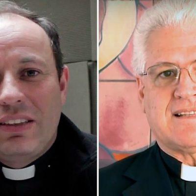 El Papa nombra a Carlos Irarrázaval y Alberto Lorenzelli obispos auxiliares de Santiago