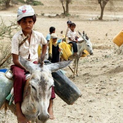 UNICEF advierte sobre el impacto del cambio climático en los niños