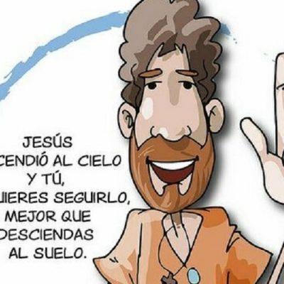 A los cristianos se nos ha olvidado que somos portadores de la bendición de Jesús