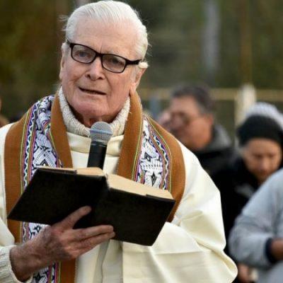 """Padre Mariano Puga: """"Que el pueblo sea oído"""""""