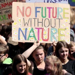 Convocan a una huelga mundial por el clima para el 20 de septiembre