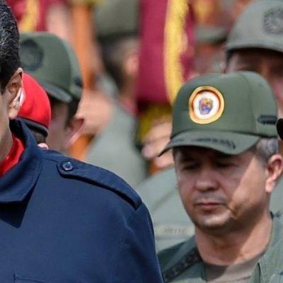 El sacrificio de Maduro