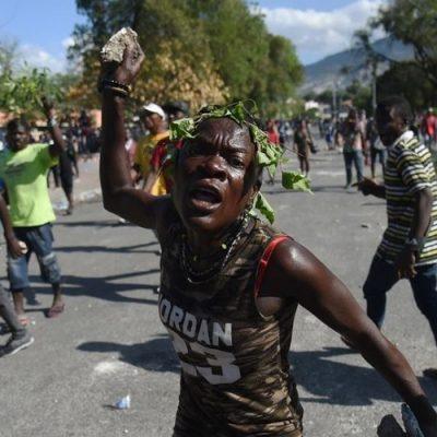 """Dramático """"SOS"""" de misioneros en Haití: """"Los que sufren la violencia son los más pobres. ¡Es un caos!"""""""