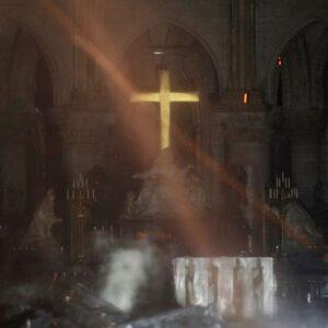Notre Dame vuelve a celebrar misa este fin de semana