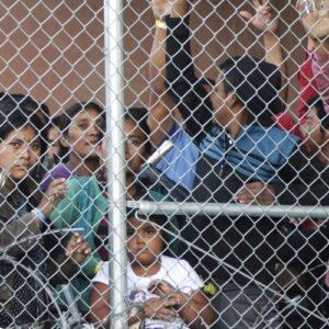 Sesenta mil niños quedaron bajo custodia de las autoridades migratorias de Estados Unidos
