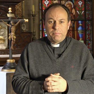 Mensaje del padre Carlos Irarrázaval