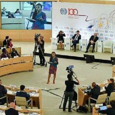 Organizaciones de inspiración católica claman en Ginebra por un trabajo más decente