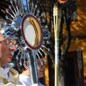 La Eucaristía mantiene la vida cristiana saludable y vigorosa