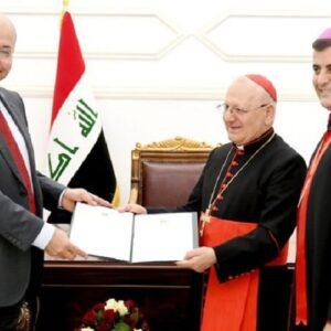 Irak invita oficialmente al Papa Francisco