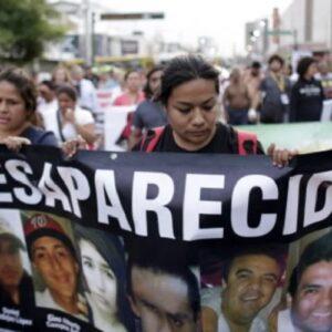 Las autoridades mexicanas no saben cuántos son los desaparecidos en el país