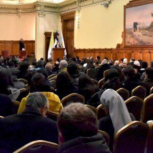 Presentan comisión de la Universidad Católica para estudiar la crisis de la Iglesia