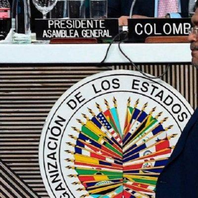 OEA insta a Nicaragua a que permita el ingreso de la CIDH
