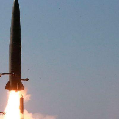 Corea del Norte confirma haber probado dos sofisticados misiles tácticos