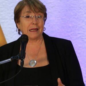Bachelet emplazó al gobierno de Venezuela investigar la muerte de un militar detenido