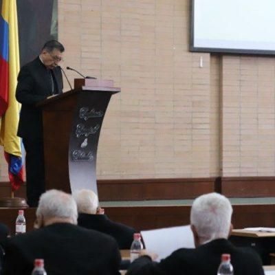 La violencia y los acuerdos de paz al centro de la Asamblea de obispos en Colombia