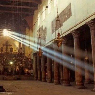 El lugar donde nació Jesús ya no está en peligro de destrucción