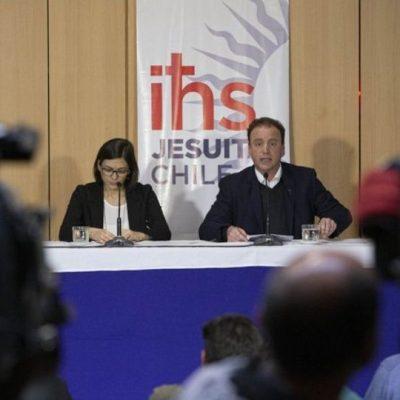 Compañía de Jesús: Informe sobre Renato Poblete Barth