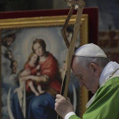 El Papa: Los migrantes son personas, no se trata de cuestiones sociales o migratorias