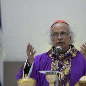 """Nicaragua. Cardenal Brenes pide a la OEA dialogar con """"gente de a pie"""" sobre la crisis: """"Que bajen a las bases, que bajen a los barrios"""""""