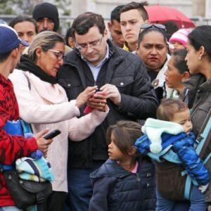 Hoy nos necesitan los migrantes, símbolo de todos los descartados de la sociedad
