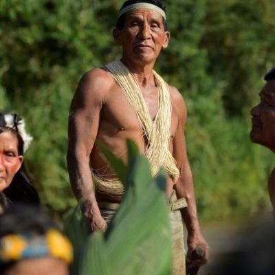 En la Amazonía, muchos indígenas no existen ni en los documentos