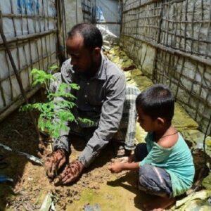 Rohingya: Sin solución dos años después de huir de Myanmar