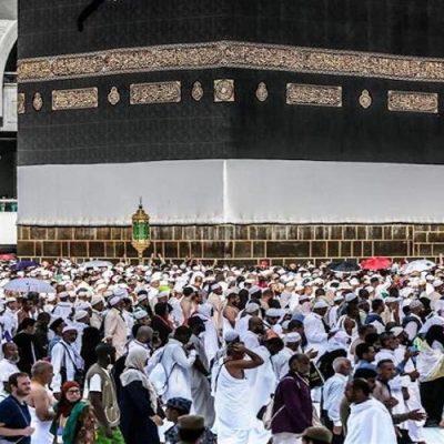 El cambio climático podría acabar con las peregrinaciones a La Meca