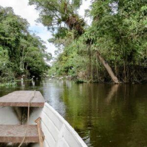 """""""40 días por el río"""": Navegando juntos hacia el Sínodo Amazónico"""