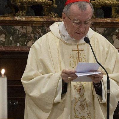 """Cardenal Parolin: """"Profundizar en la liturgia nos hace capaces de amar"""""""