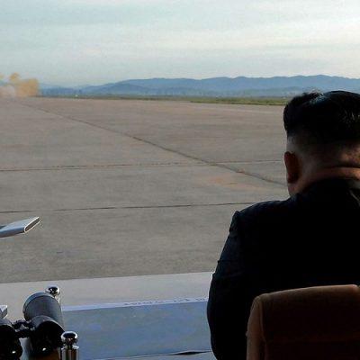 Corea del Norte manifestó que sus pruebas de misiles son advertencias