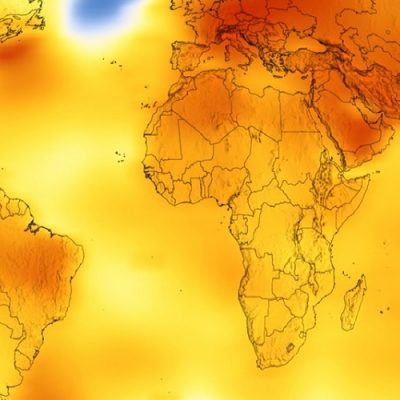 Los últimos cuatro años fueron los más calurosos desde que hay registro