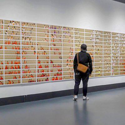 El gran mosaico de los ciudadanos de a pie